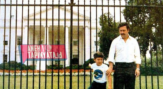 Keren..!!! Peninggalan Pablo Escobar, Bandar Narkoba