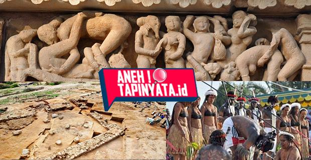Bangsa Kuno Dengan Budaya Terbejat dan Maksiat, Peradaban Terkutuk!!!