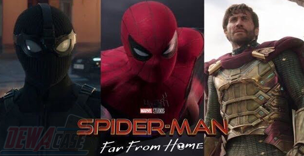 Fakta-fakta Aneh Pada Film Spider-Man : Far From Home
