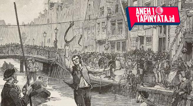 Sejarah: Kerusuhan Belut Di Amsterdam