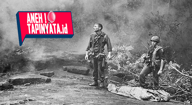 Kebohongan AS Tentang Perang Vietnam