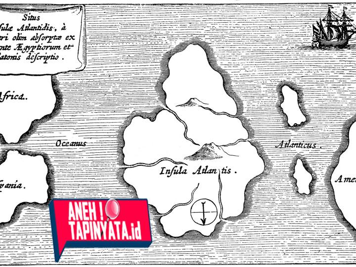 Sejarah Atlantis, Kota Yang Hilang