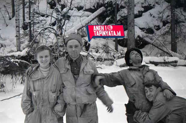 Kejadian Misterius Dyatlov Pass Di Rusia
